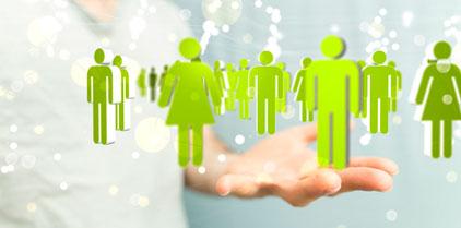 Unternehmer Personalauswahl